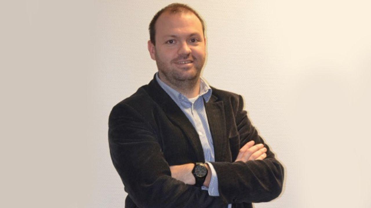 Jean-Nicolas Piotrowski, président de la société ITrust.