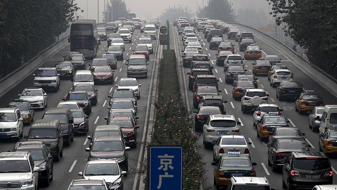 Le marché automobile chinois représente un tiers des volumes mondiaux.