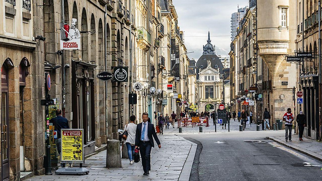 La ville de Rennes et sept autres collectivités bretonnes s'apprêtent à partager leurs services publics, du jamais vu.