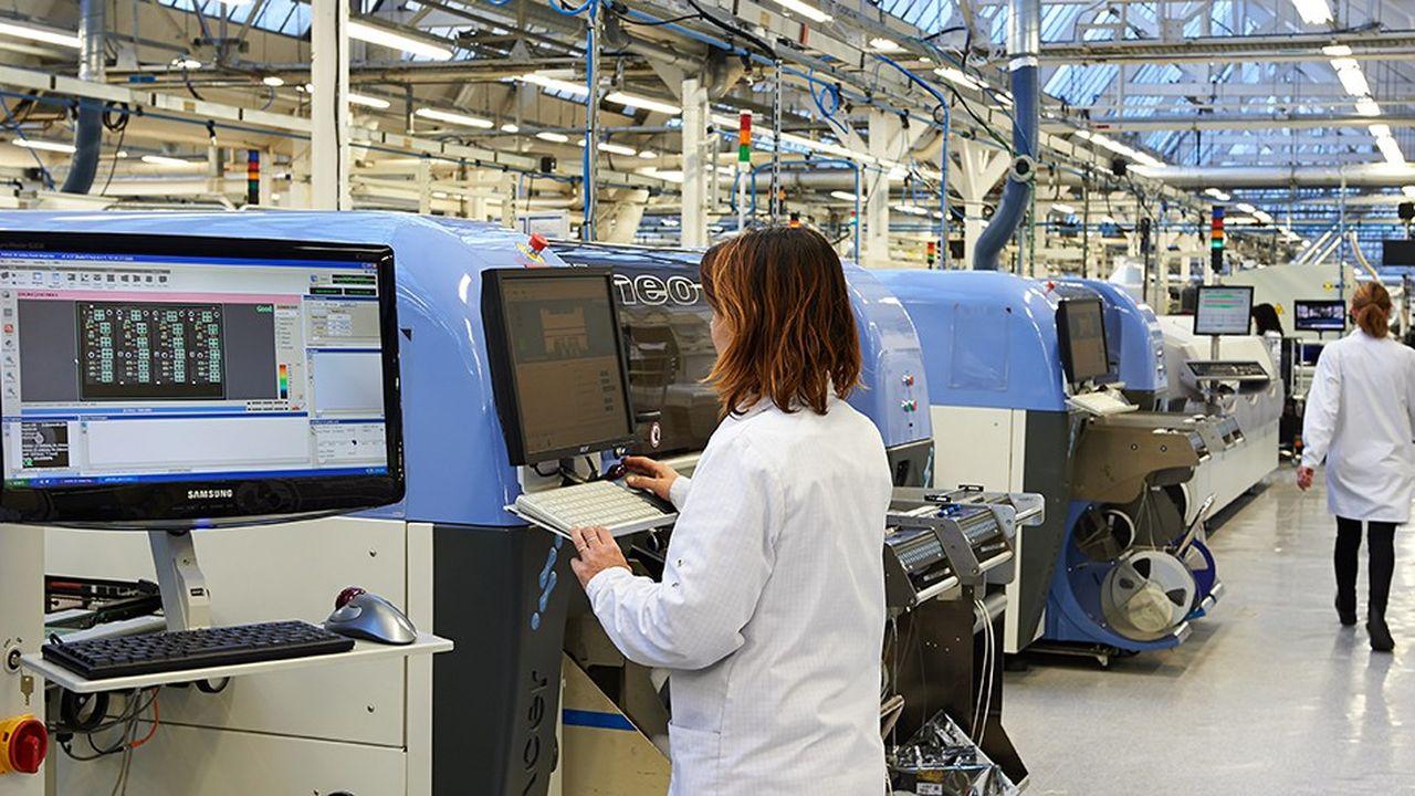 Le groupe Lacroix planche sur la création d'une nouvelle usine dont la construction pourrait démarrer en septembre 2019.