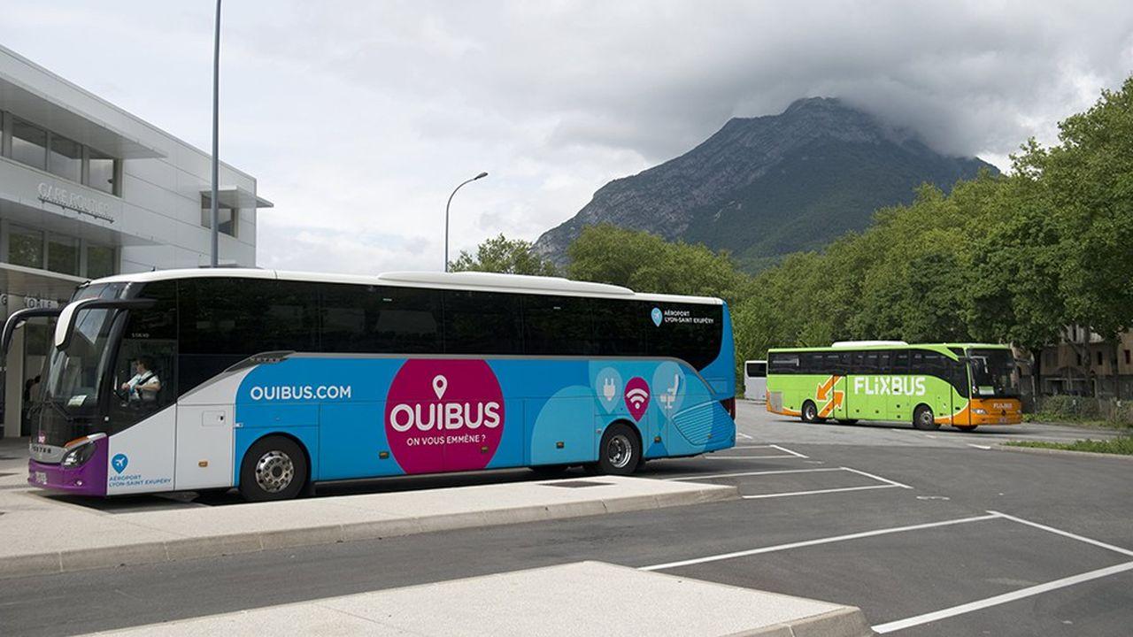 L'intégration de Ouibus dans BlaBlaCar, présent dans 22 pays, devrait lui donner une dimension européenne face à son concurrent allemand Flixbus.