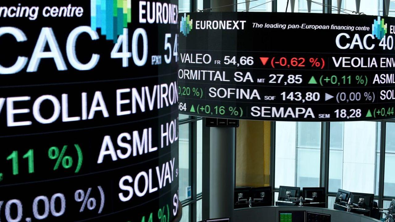 Euronext affiche une belle hausse de sa rentabilité au troisième trimestre, mais peine à développer ses nouvelles activités.
