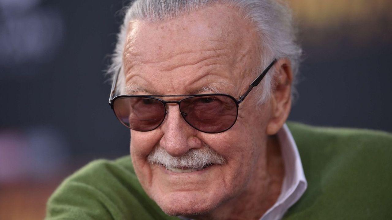 Stan Lee laisse derrière lui plus de 70 ans de carrière et une centaine de super-héros