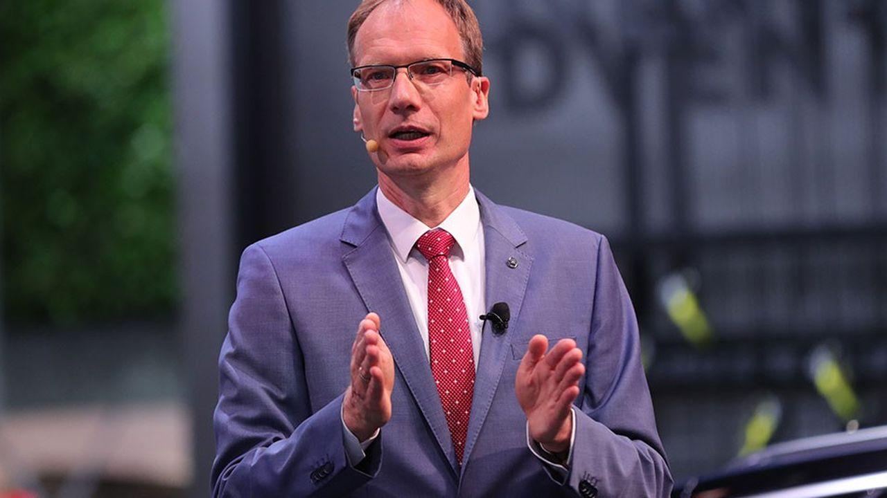«Nous avons effectué 35% à 40% du chemin», estime Michael Lohscheller.