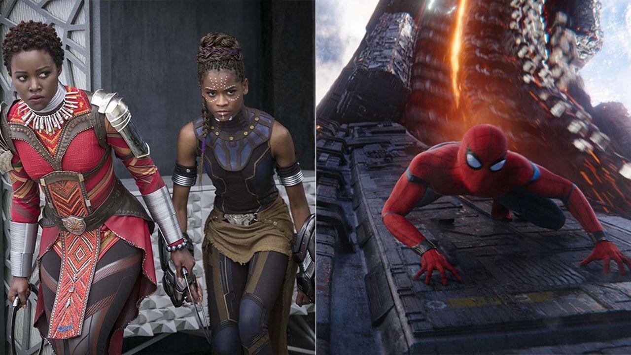 Depuis 2008, les films tirés de l'univers Marvel ont généré plus de 17milliards de dollars de recettes au box-office