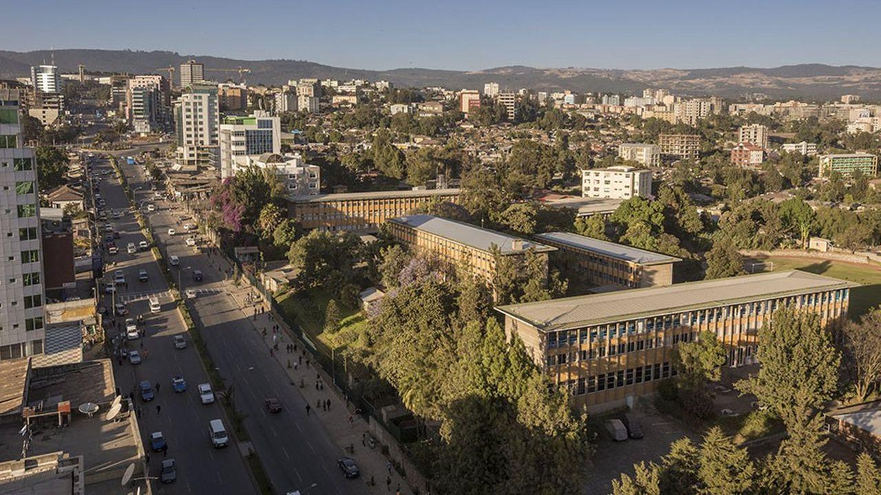 A Addis Abeba, en juillet2015, la communauté internationale s'était accordée sur un plan de financement du développement. Un plan aujourd'hui en péril selon l'OCDE.