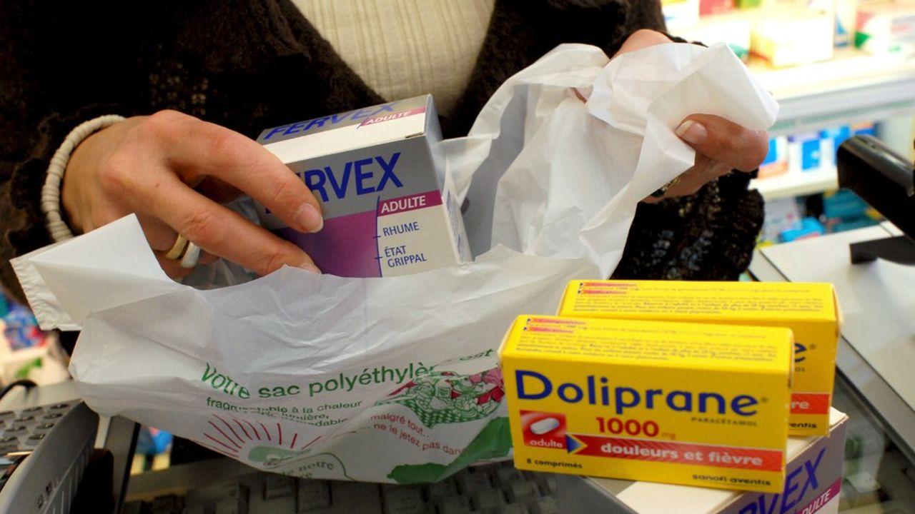 Les médicaments prescrits et remboursés inspirent davantage confianceque ceux en vente libre (65%), et les médicaments de marque, plus que les génériques.