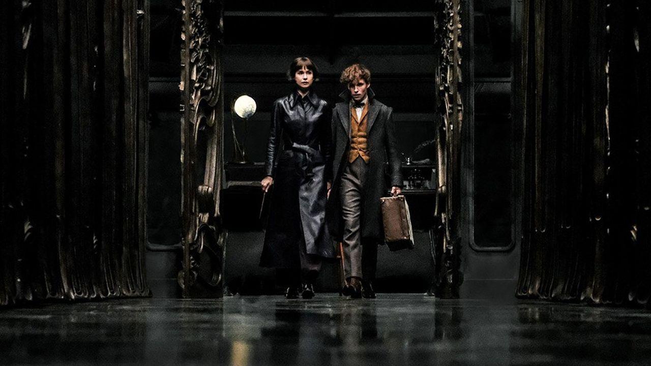 «Les crimes de Grindelwald», en salles ce 14novembre, est le second volet d'une franchise de cinq films.