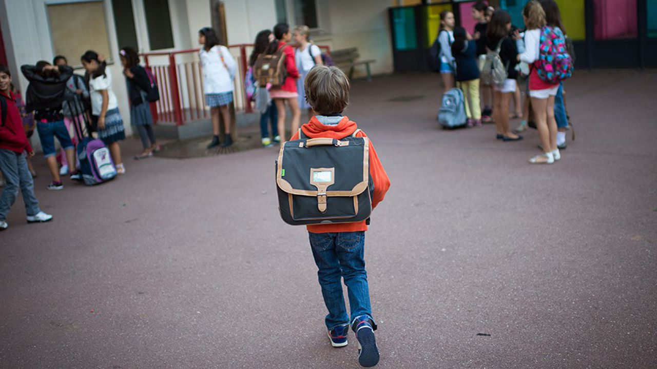 «Le lien entre l'école et le collège fait partie des pistes à explorer», a déclaré Jean-Michel Blanquer, la semaine dernière, à l'Assemblée.