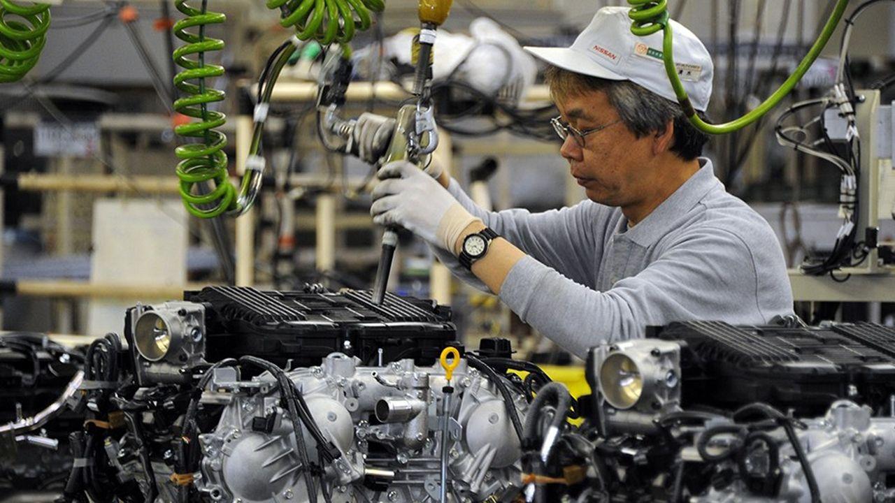 D'après les autorités nippones, 14 secteurs industriels, dont la liste n'est pas encore dévoilée, bénéficieront de ce programme.