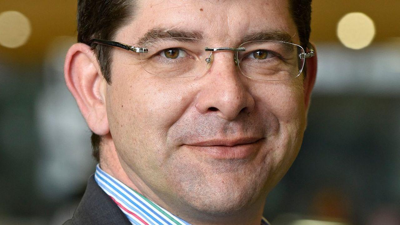 Matthieu van der Elst est chargé de la démarche «Michelin Ventures» depuis 2015.