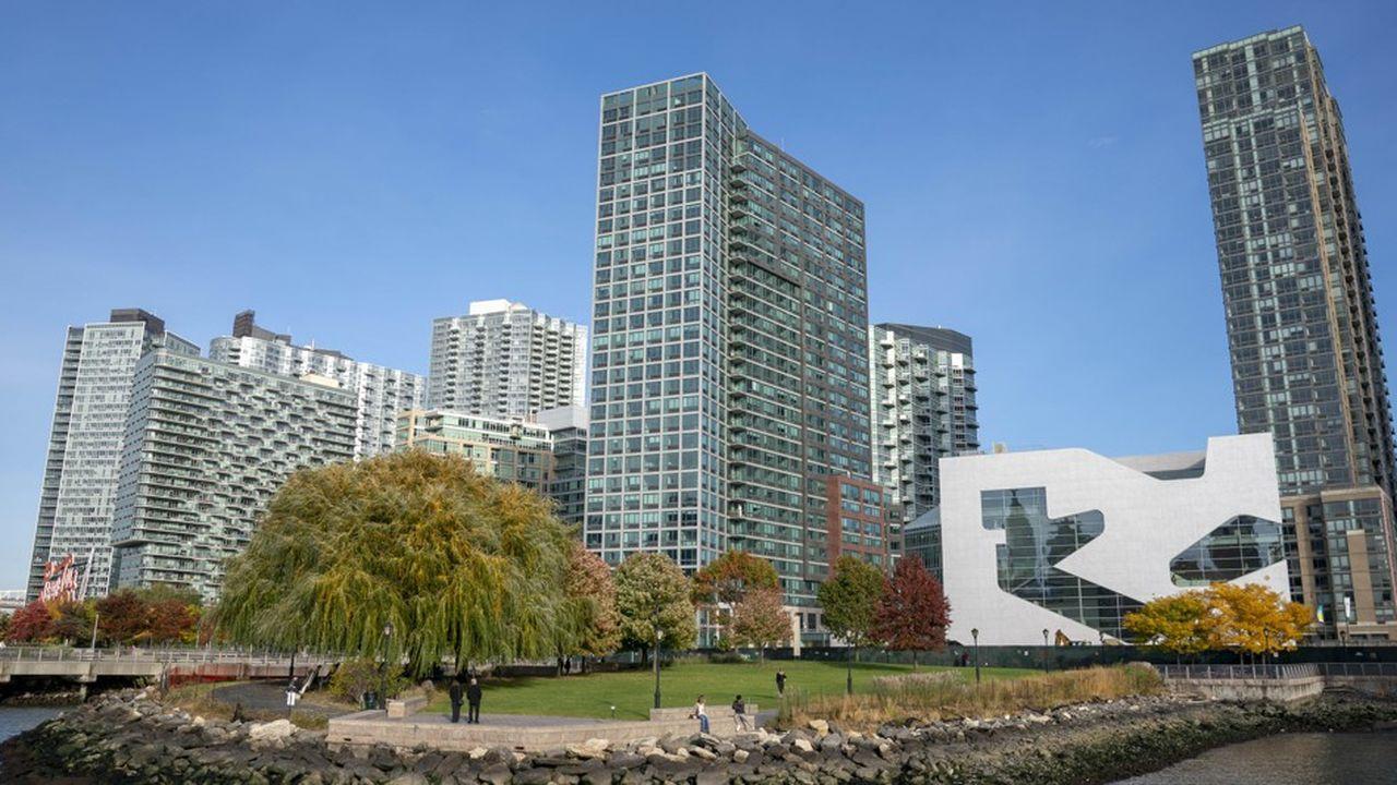 Long Island City, un quartier du Queens à New York, accueillera l'un des deux nouveaux sièges d'Amazon
