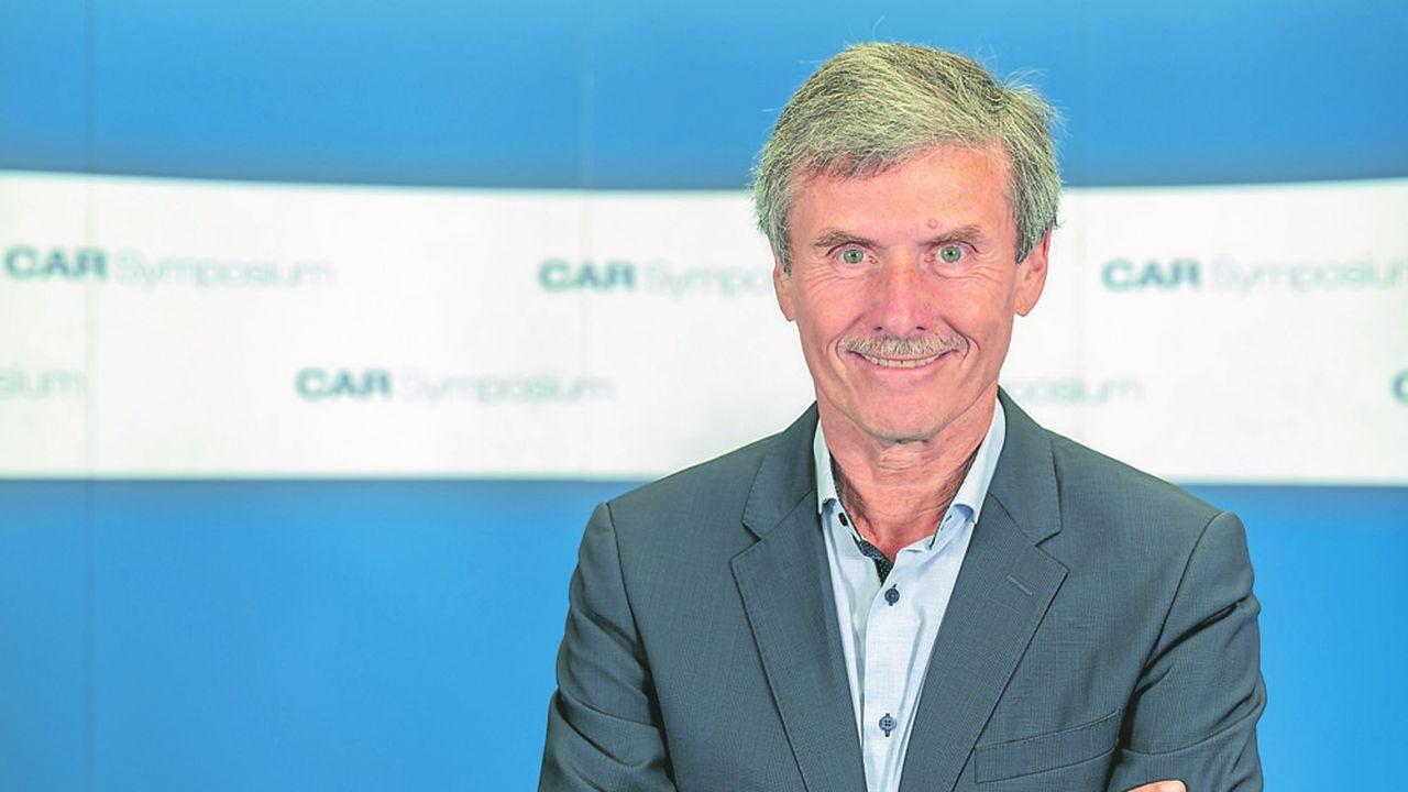 Ferdinand Dudenhöffer, directeur de l'institut de recherche CAR à l'université de Duisburg.