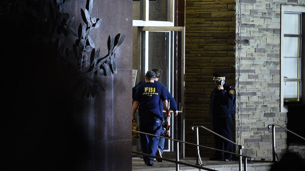 La question de l'antisémitisme aux Etats-Unis a resurgi au grand jour avec la tuerie commise le 27octobre dans une synagogue de Pittsburgh