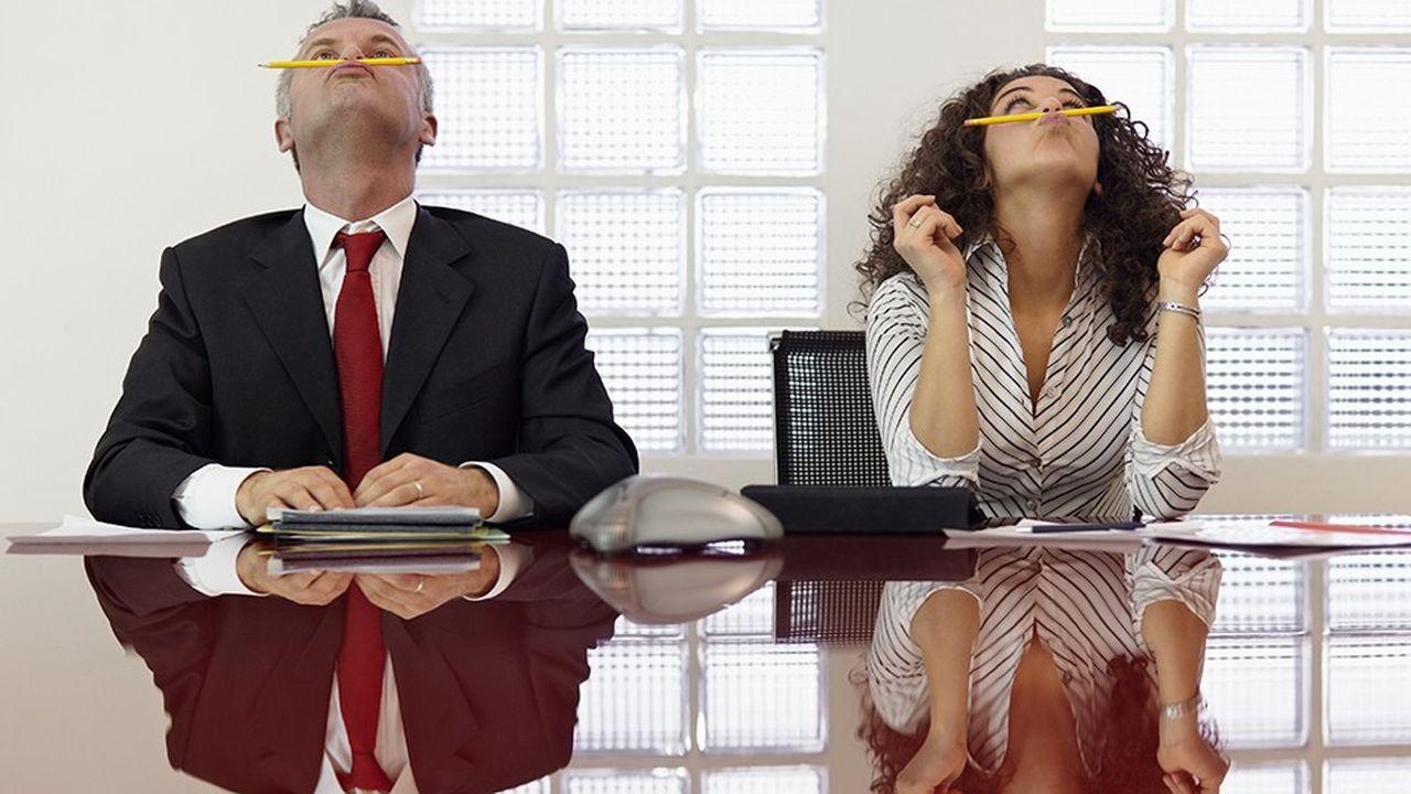 Les collaborateurs ne participent même plus aux réunions et finissent par se terrer dans le silence ou le désintérêt.