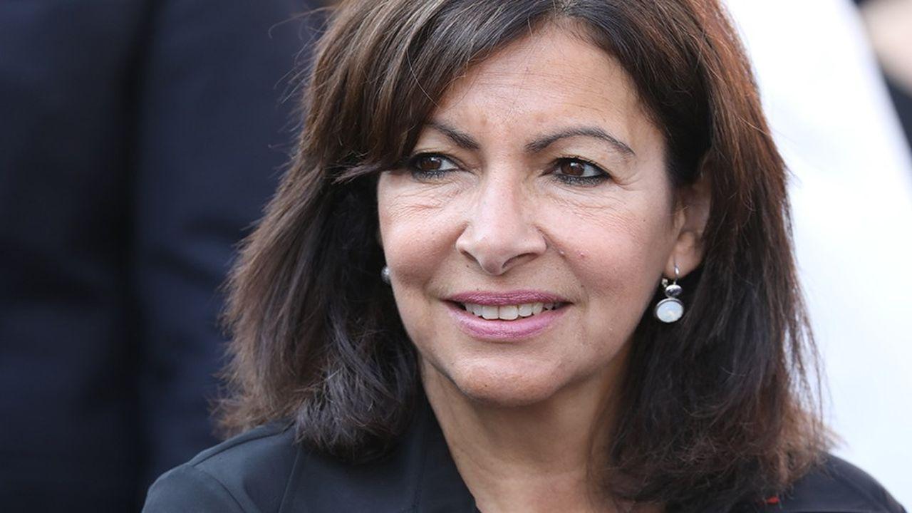 Maire de Paris depuis 2014, Anne Hidalgo n'a pas encore officialisé sa candidature pour 2020