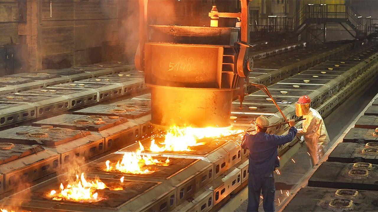 Les usines tricolores perdent chaque année des parts de marché.