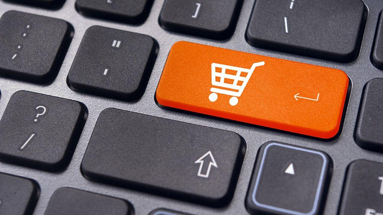 La croissance du e-commerce est tirée par l'offre, avec une nouvelle hausse du nombre de sites marchands.