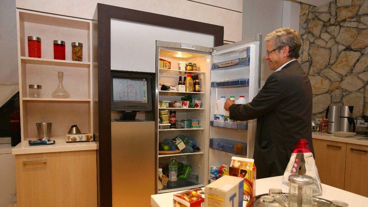 A terme, les puces installées dans la cuisine pourraient être utiles pour faire des préconisations de santé.