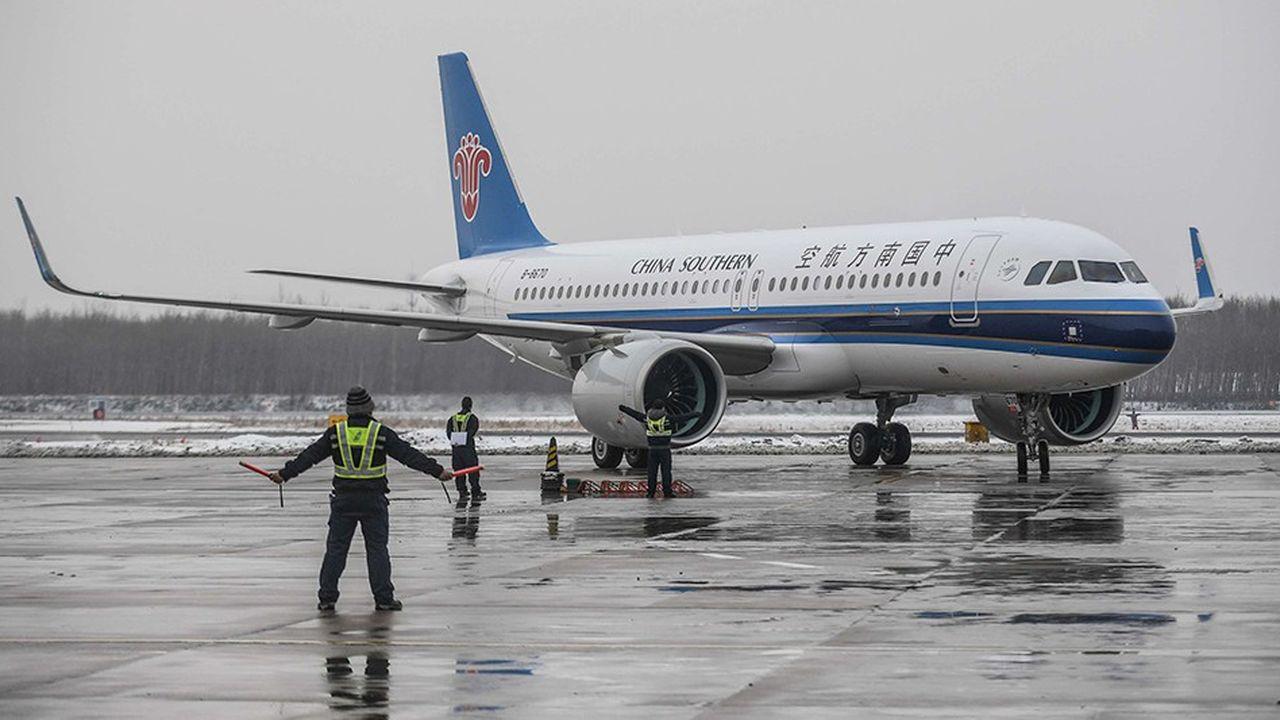 La première compagnie chinoise, China Southern, n'était plus à son aise dans l'alliance Skyteam d'Air France-KLM et Delta.