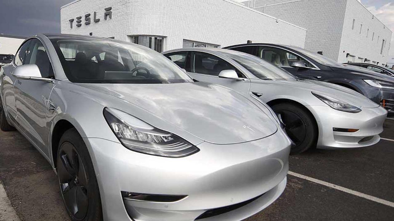 Les Model 3 commandées aux Etats-Unis d'ici la fin du mois seront livrées d'ici à la fin de l'année, assure Elon Musk.