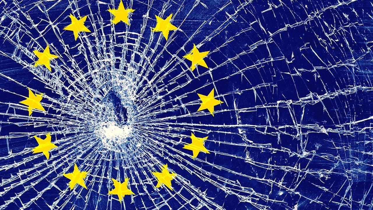 Les Européens doutent de la trajectoire de l'Union.