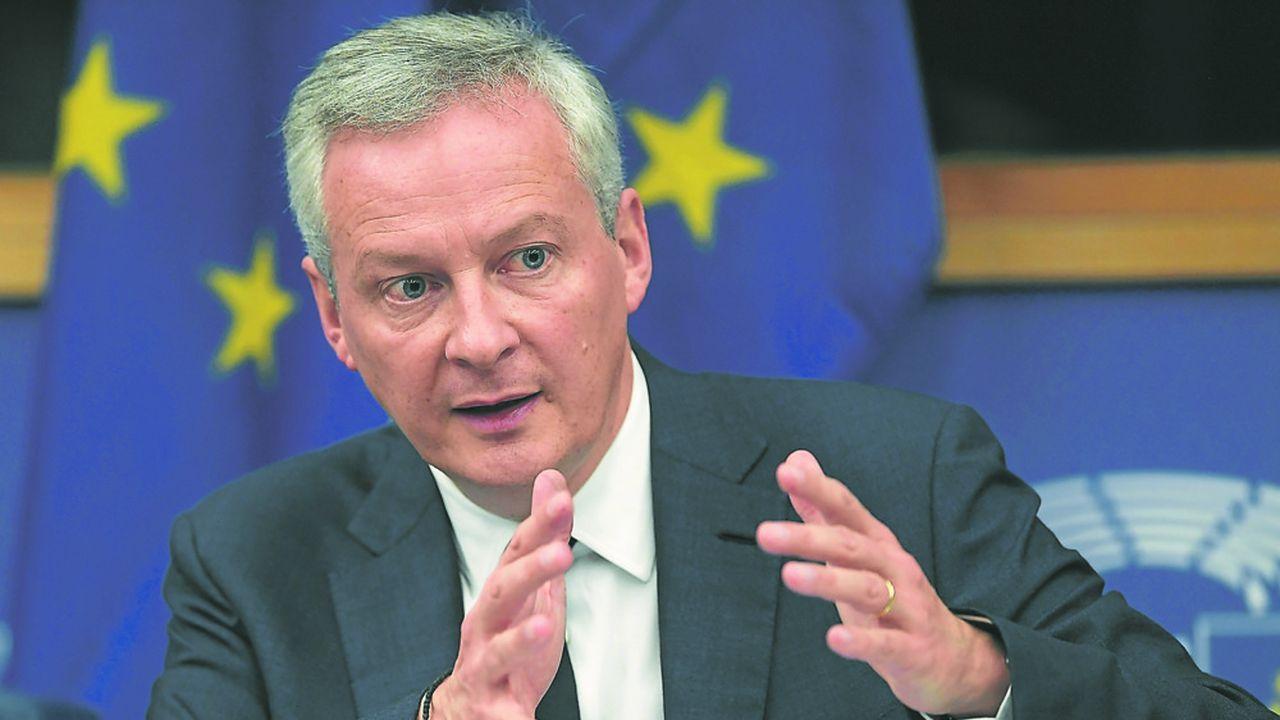 Le ministre des Finances, Bruno Le Maire, ouvrira, vendredi, les débats de la conférence de Bercy sur l'avenir du commerce international.