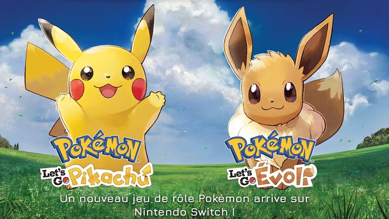 Depuis 1996 et les premières versions, les jeux Pokémon se sont écoulés à plus de 300millions d'exemplaires
