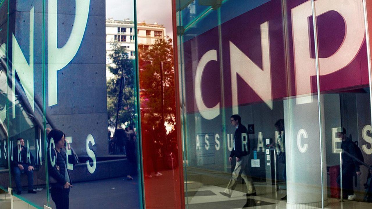 «Nous confirmons notre objectif de croissance du résultat brut d'exploitationen 2018», a déclaré vendredi Antoine Lissowski, le nouveau directeur général de CNP Assurances.