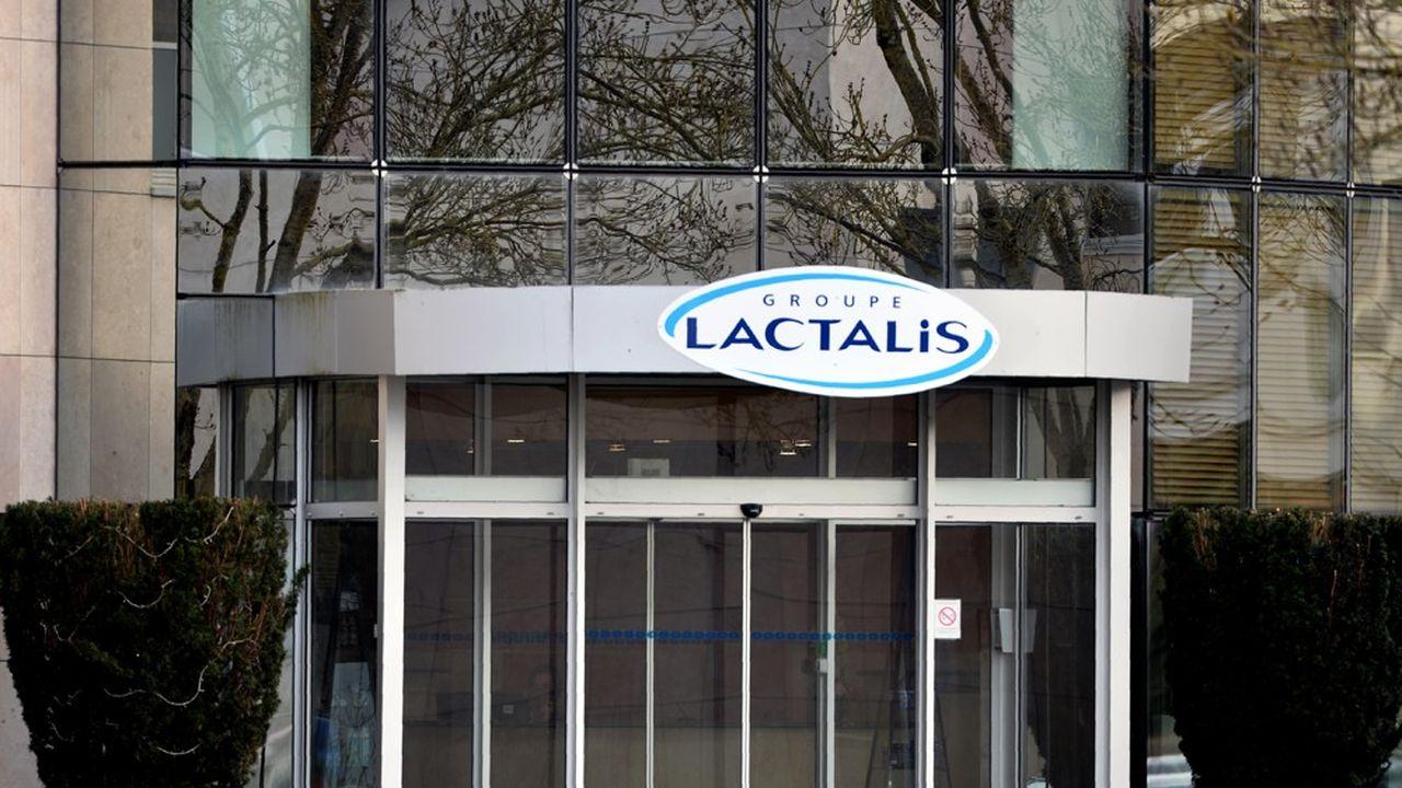 Une fromagerie de Lactalis est mise en cause dans une affaire de pollution à Saint-Just-de-Claix, en Isère.