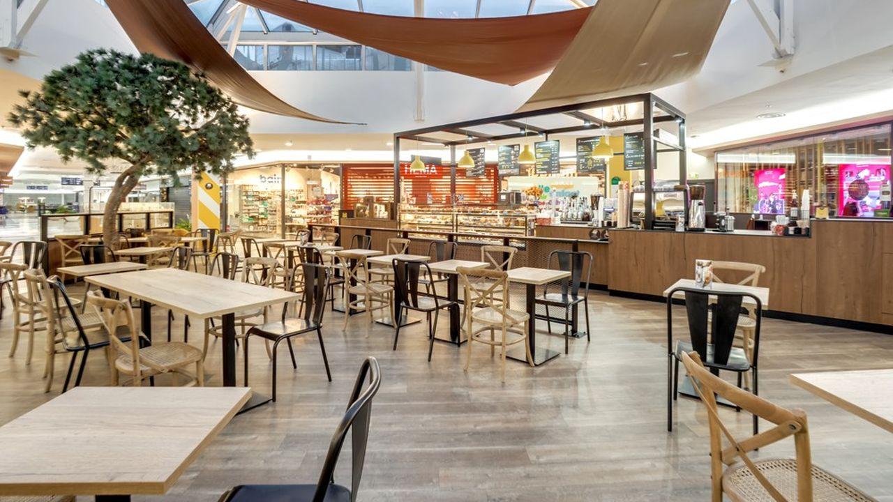 Columbus Café & Co compte 180boutiques dans une dizaine de pays.