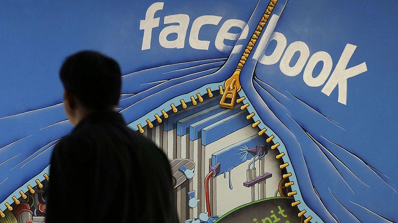 Dans le « New York Times », des jeunes ingénieurs affichent leurs réserves devant la réputation de Facebook.
