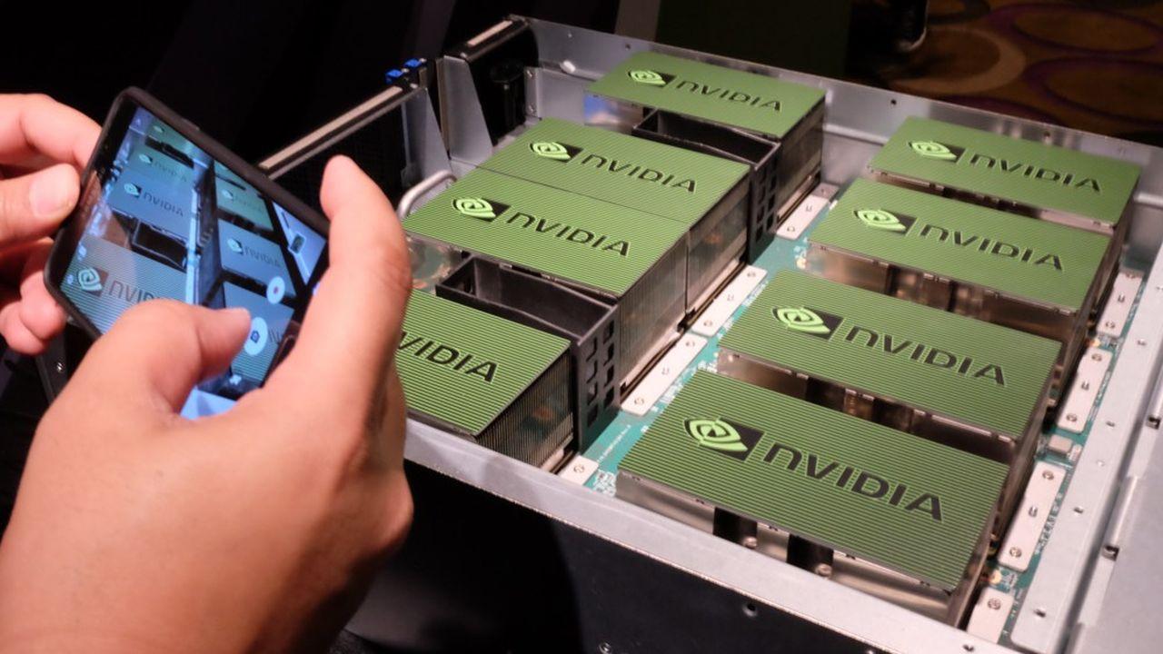 Créé il y a 24 ans, Nvidia génère plus de la moitié ses revenus via sa division jeux vidéo.