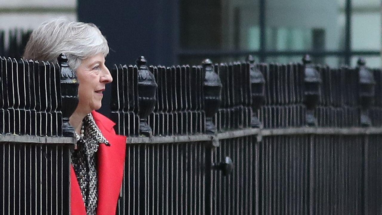Theresa May va reprendre les négociations enmain