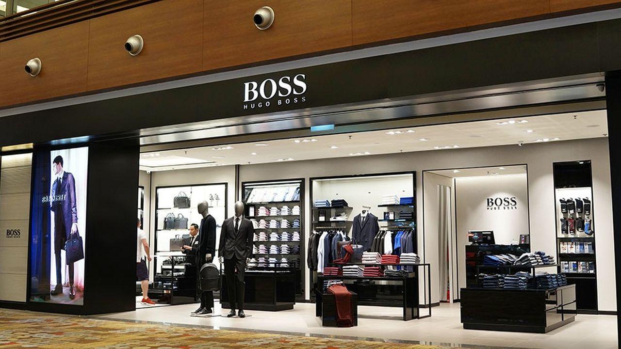 Hugo Boss veut être plus réactif dans son offre pour mieux coller aux tendances du marché.