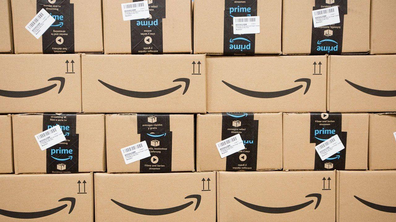 La part de marché d'Amazon dans le e-commerce représente 250milliards de dollars en 2018