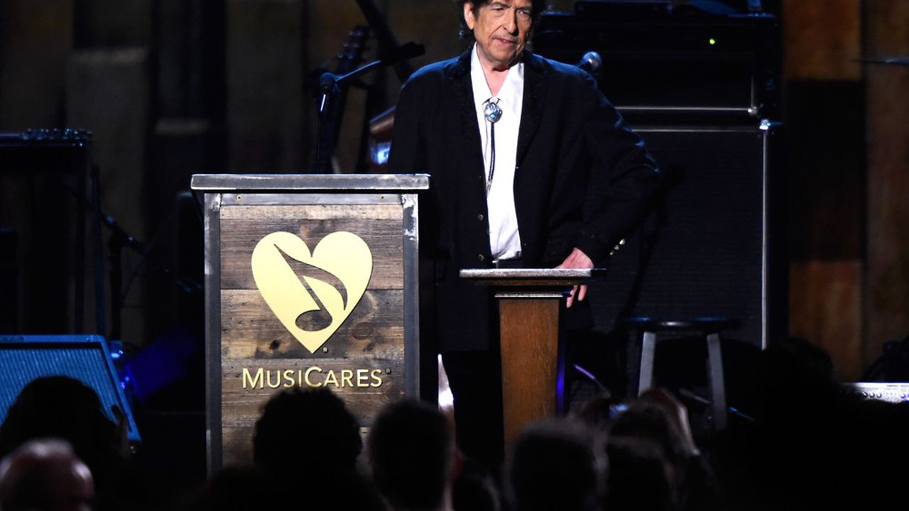 L'aventure de Bob Dylan dans le whiskey remonte à 2015