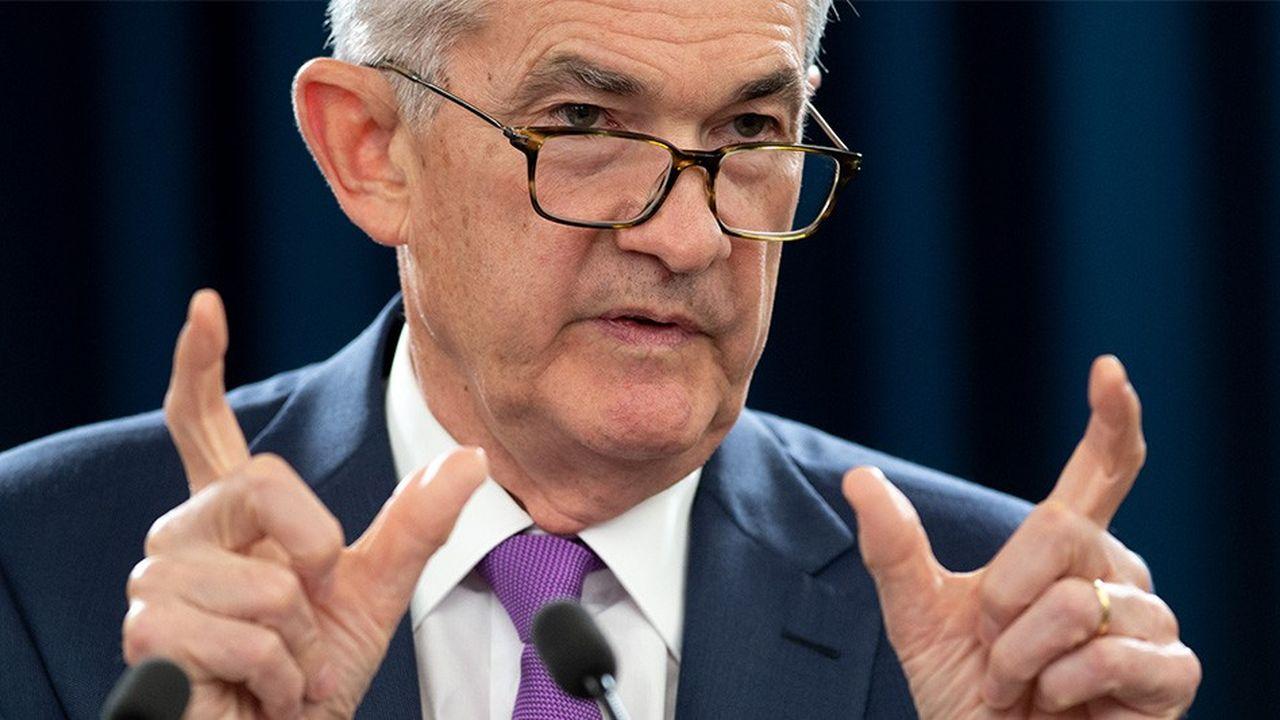 Le président de la Réserve fédérale Jerome Powella été critiqué par Donald Trump pour ses hausses des taux d'intérêt