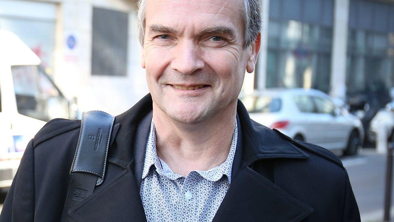 Frédéric Homez est secrétaire général de FO Métaux.