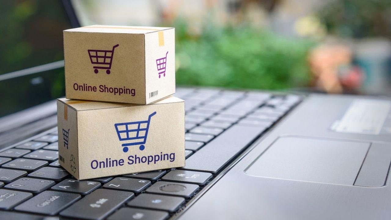 Le commerce illicite se développe aujourd'hui dans l'espace numérique hors législation.