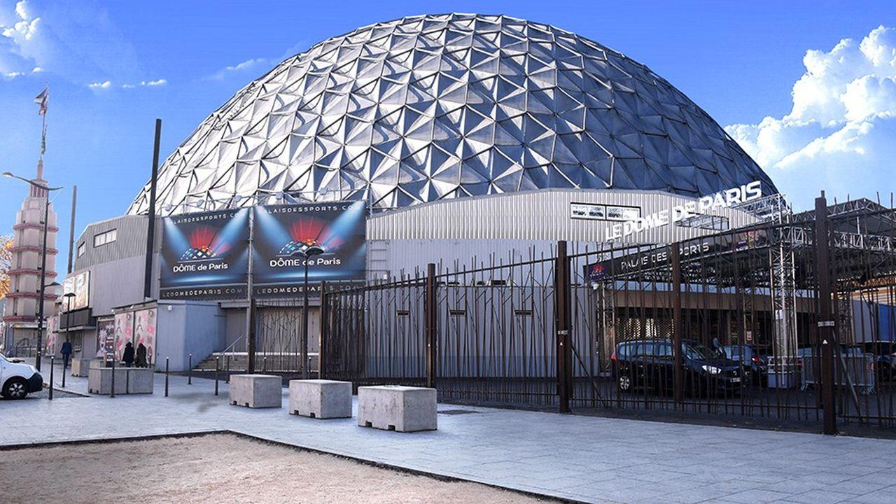 La salle mythique de 4.200 places est passée à 5.300.