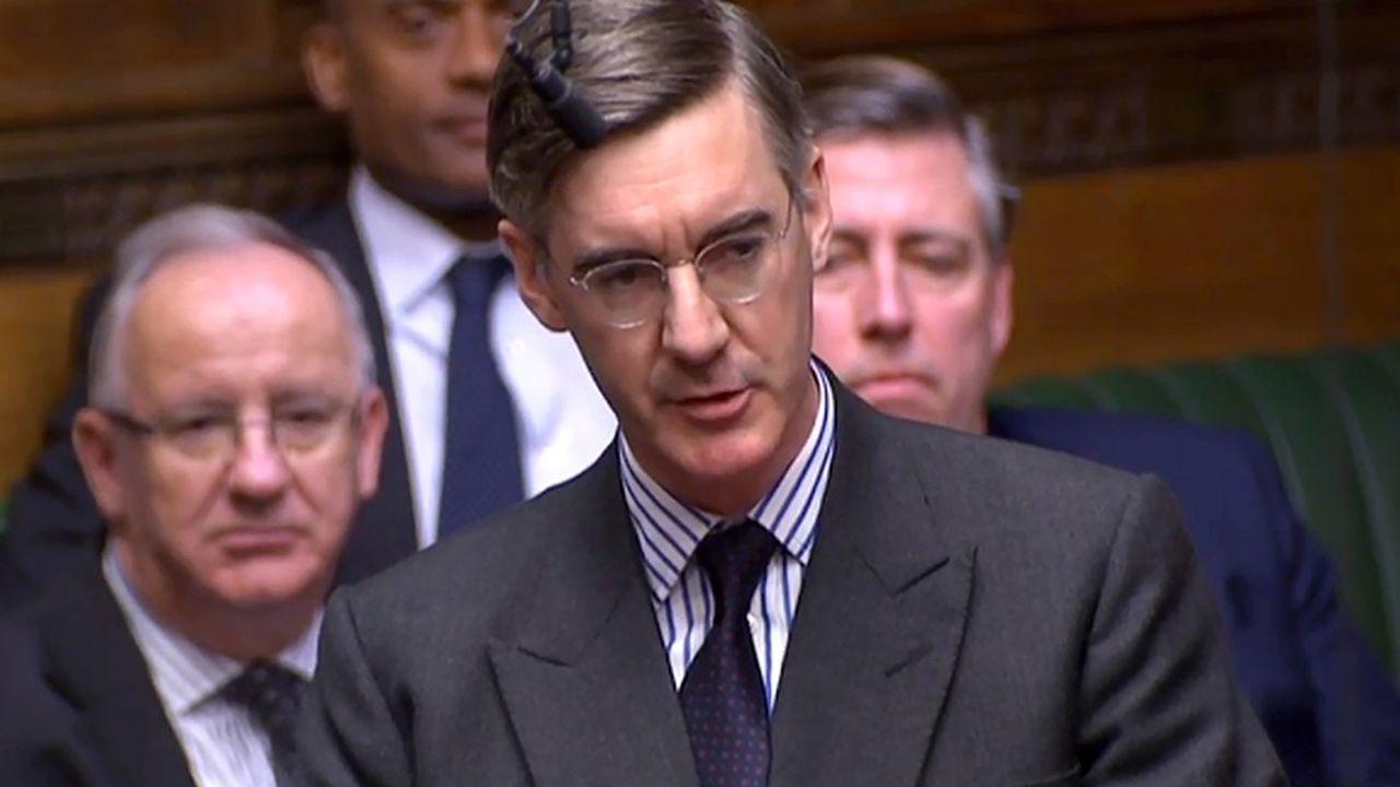Le député «tory» pro-Brexit Jacob Rees-Mogg a réclamé jeudi matin un vote de défiance contre la Première ministre britannique.