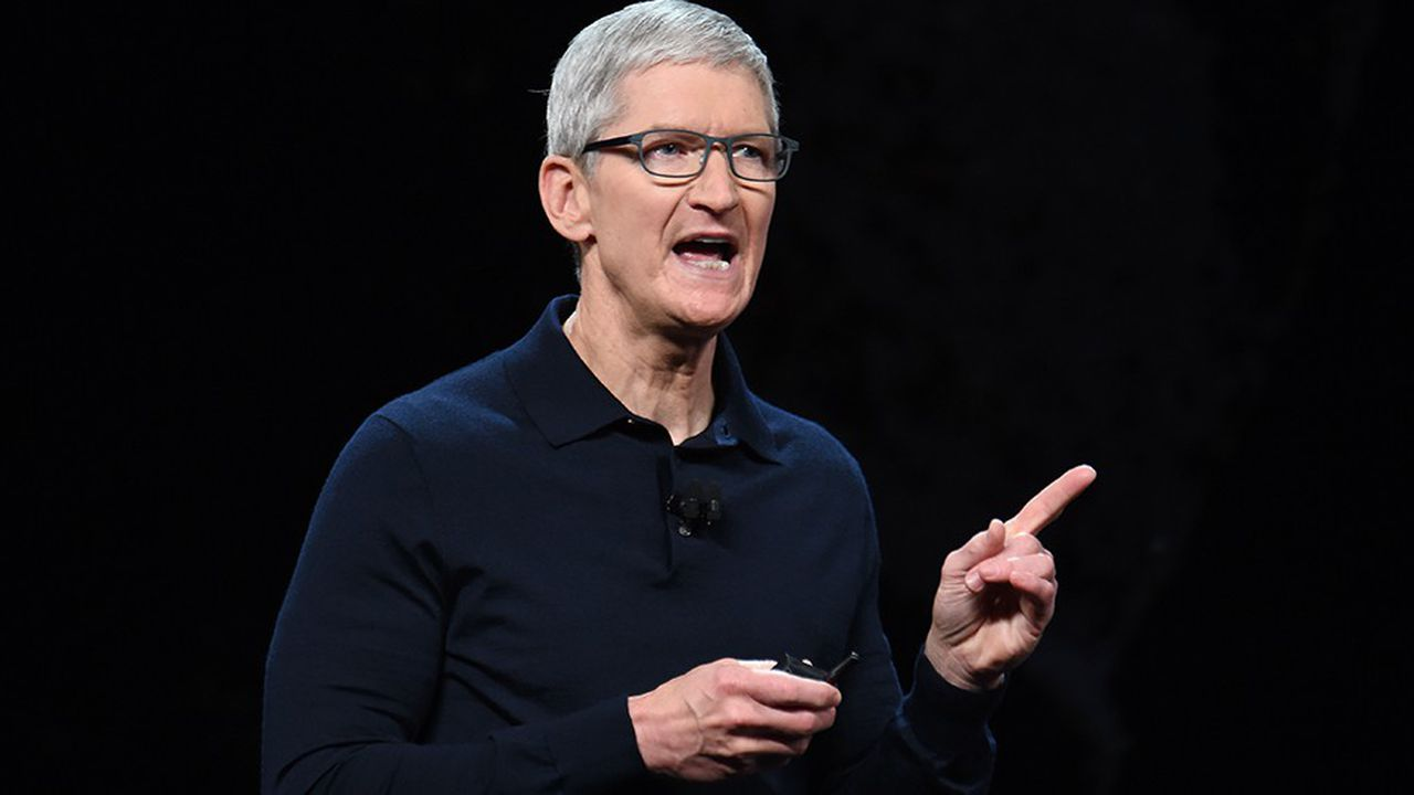 Tim Cook dirige Apple depuis 2011.