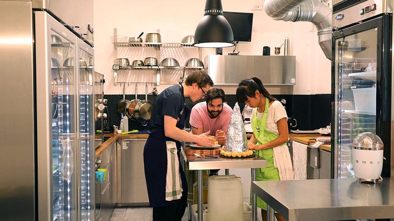 Des recettes en vidéo aux produits, Chefclub entretient son positionnement ludique associant cuisine et divertissement.
