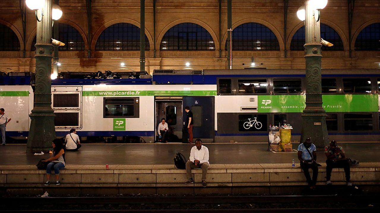 Le 19juillet 2016, un vol de câbles finit par bloquer la gare du Nord à Paris pendant des heures, affectant quelque 100.000passagers. Une situation que la SNCF veut désormais éviter avec de nouvelles règles d'exploitation.