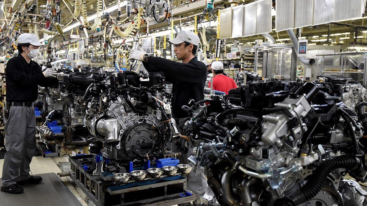 Nissan vend 5,8millions de véhicules par an, presque deux fois plus que Renault (3,8millions).