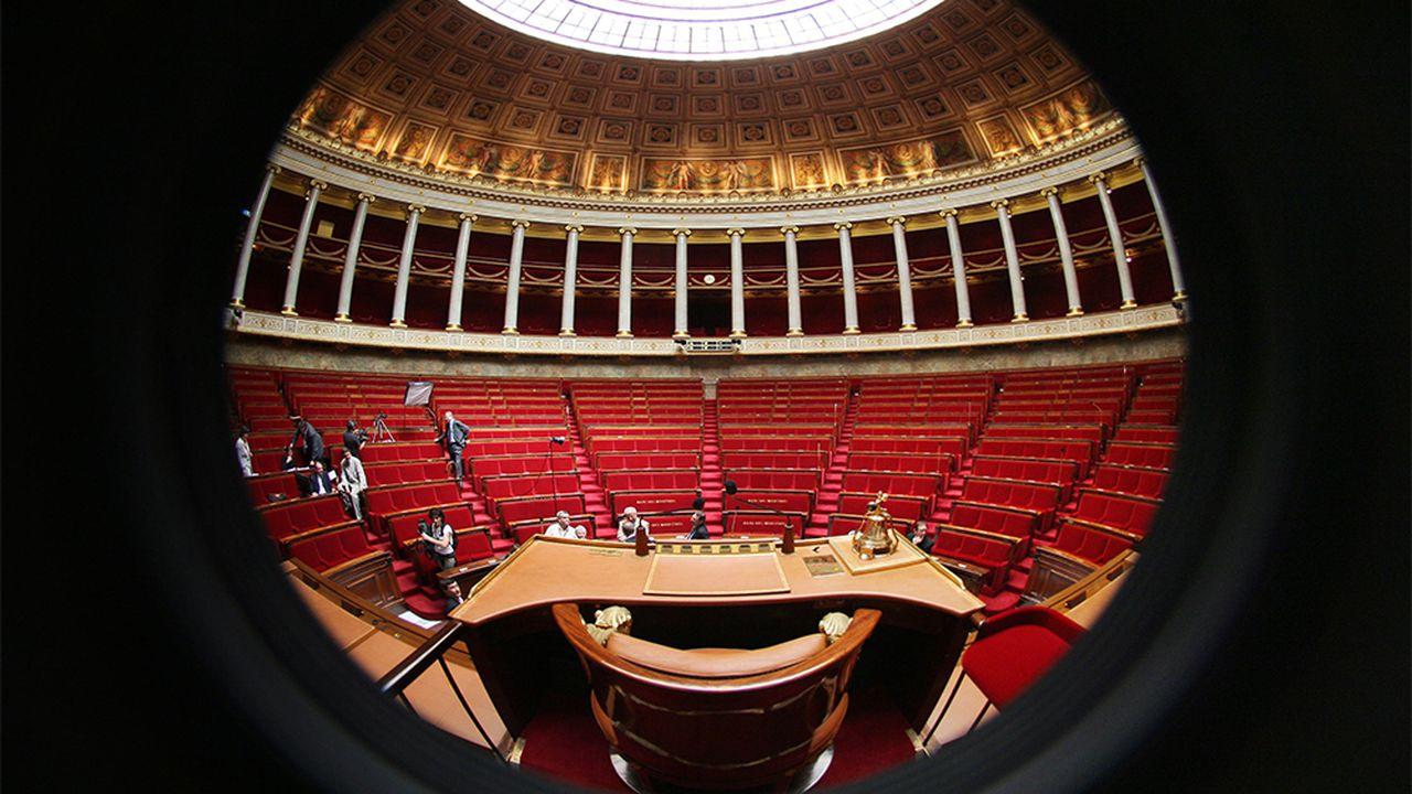 les présidents de l'Assemblée nationale sous la Ve République