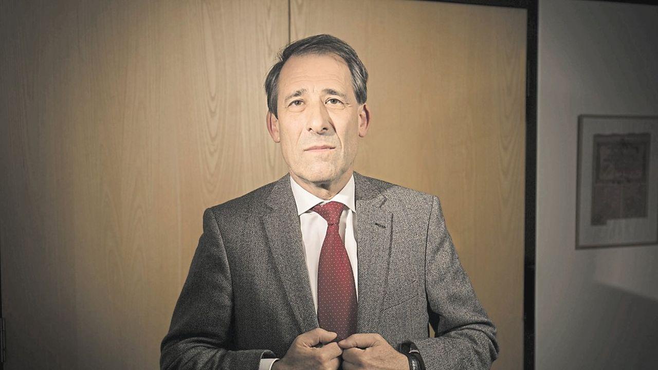 Robert Ophèle, président de l'AMF, l'Autorité des marchés financiers.