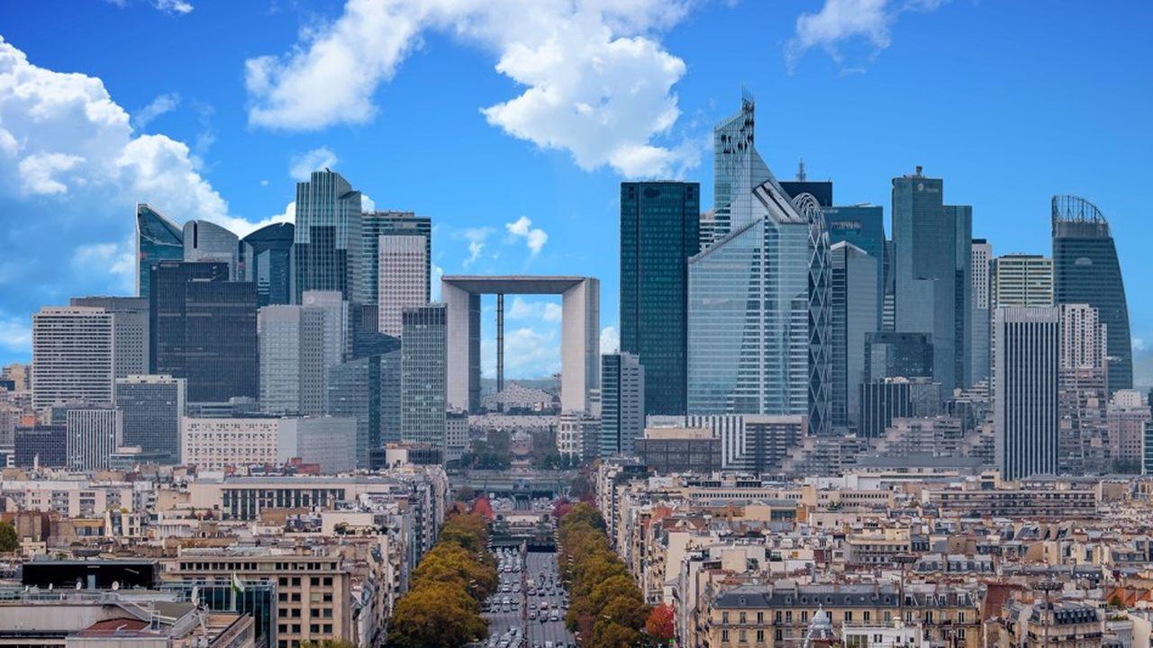 Dans les Hauts-de-Seine, 186.000 salariés travaillent pour une entreprise étrangère