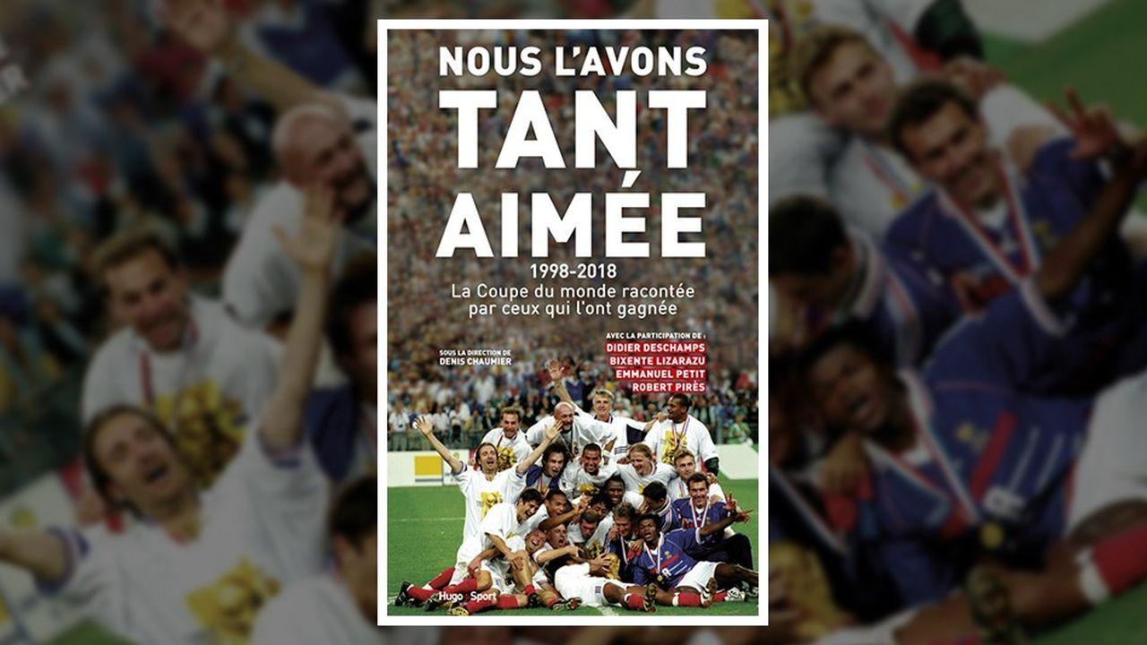 «Nous l'avons tant aimée», Denis Chaumier, 307pages, 19,50euros.
